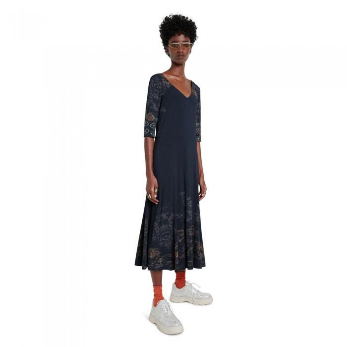 [해외]데시구알 Vero Dress Black