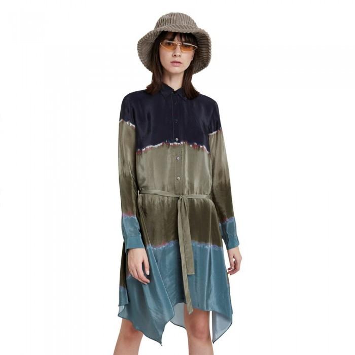 [해외]데시구알 Toronto Short Dress Granate