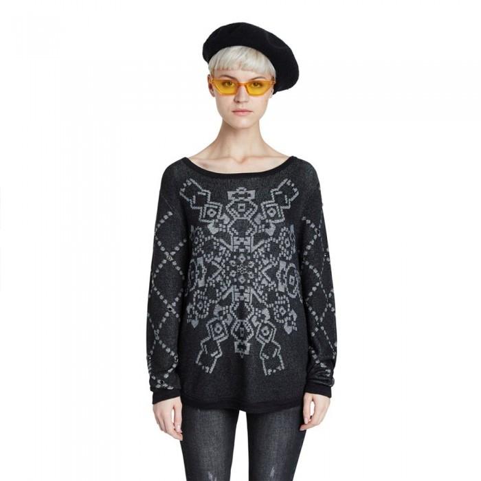 [해외]데시구알 Budapest Sweater Black
