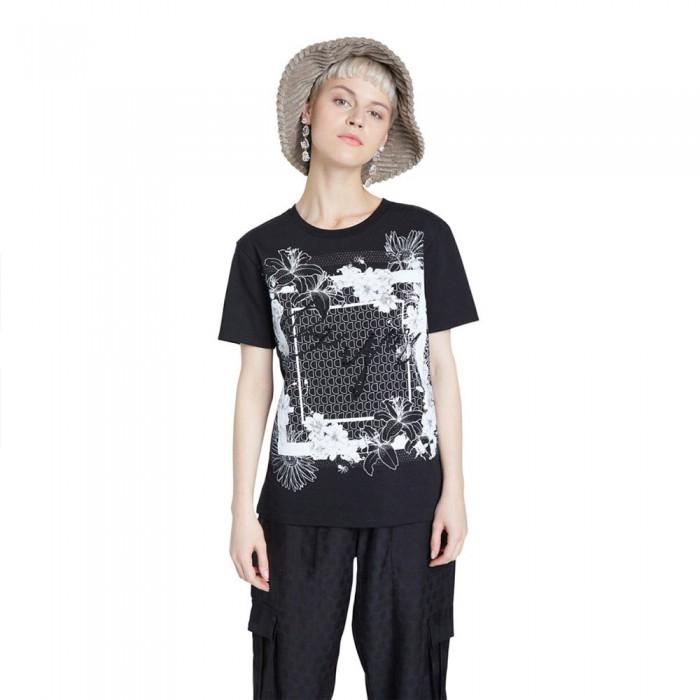 [해외]데시구알 Arizona Short Sleeve T-Shirt Black