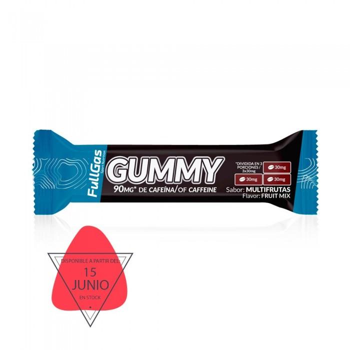 [해외]FULLGAS Gummy 30 Bars 6137482282