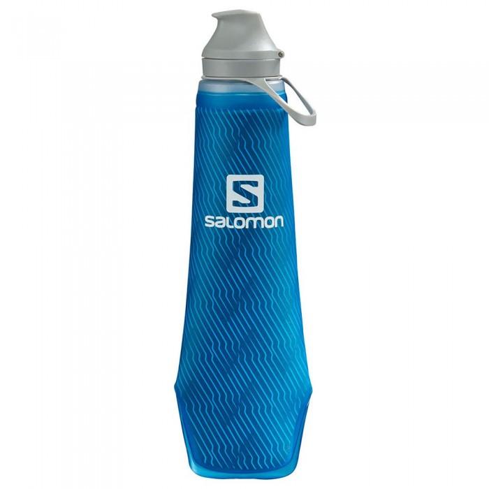 [해외]살로몬 Soft Flask 400ml/13Oz Insulated 6137631350 Transparent