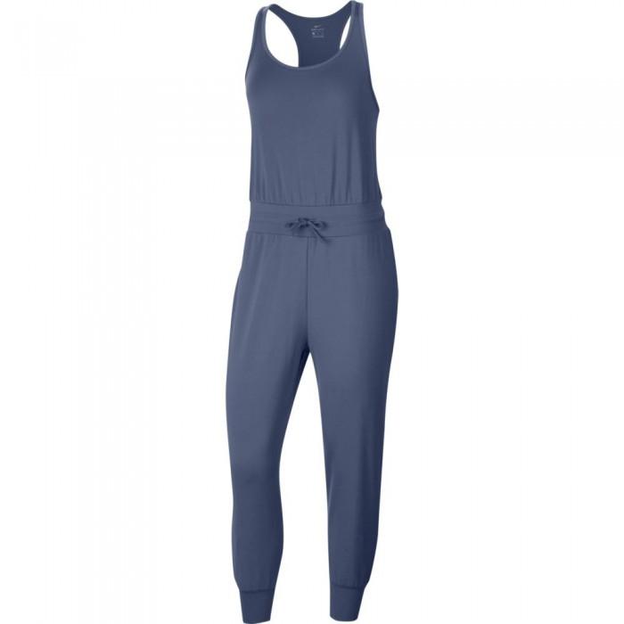 [해외]나이키 Jumpsuit Yoga 7137472042 Diffused Blue / Obsidian Mist
