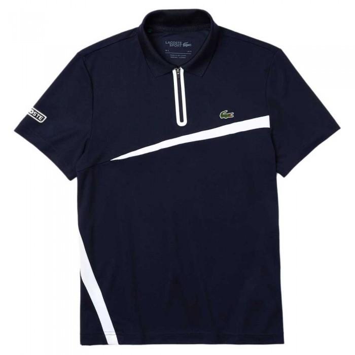 [해외]라코스테 Sport DH2072 Color Bord-Cotes 7137648511 Navy Blue / White
