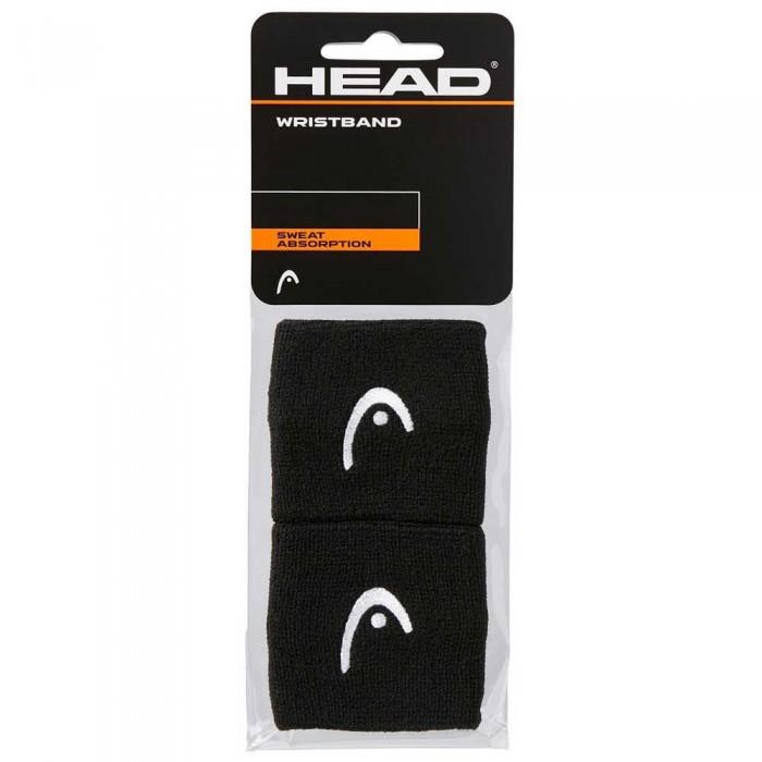 [해외]헤드 RACKET Wristband 2.5´´ 12137301695 Black