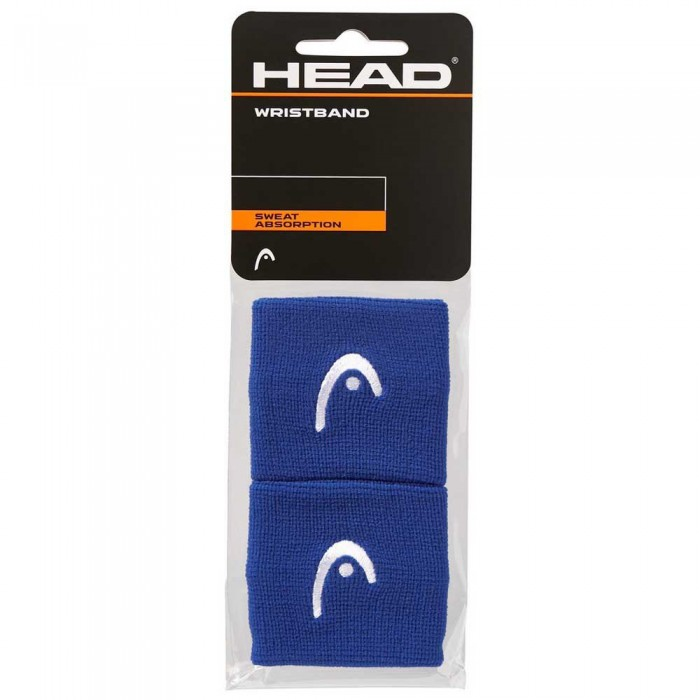 [해외]헤드 RACKET Wristband 2.5´´ 12137301696 Blue