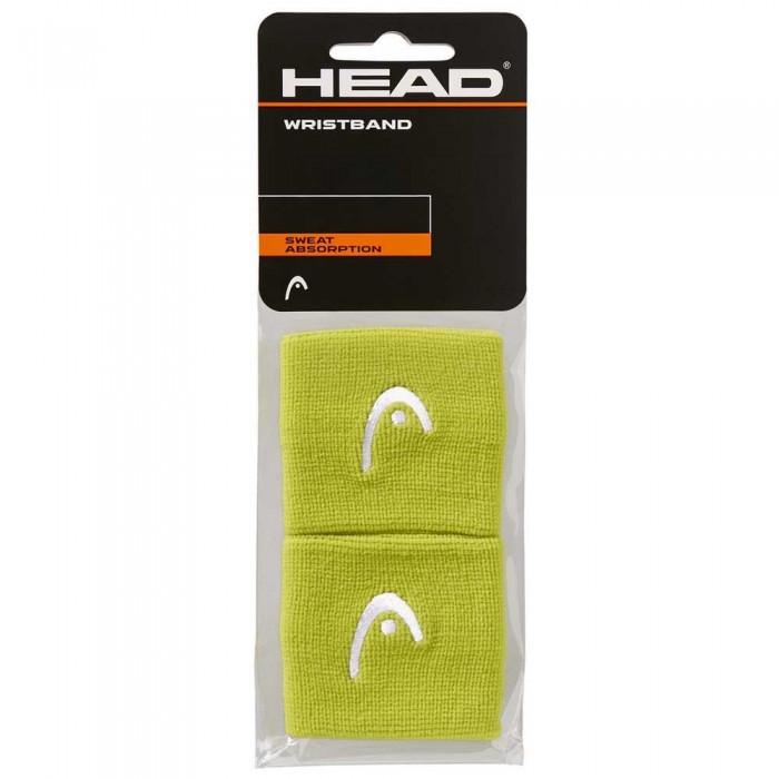 [해외]헤드 RACKET Wristband 2.5´´ 12137301697 Lime