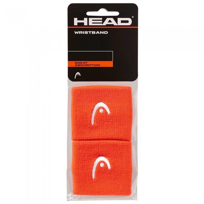 [해외]헤드 RACKET Wristband 2.5´´ 12137301699 Orange