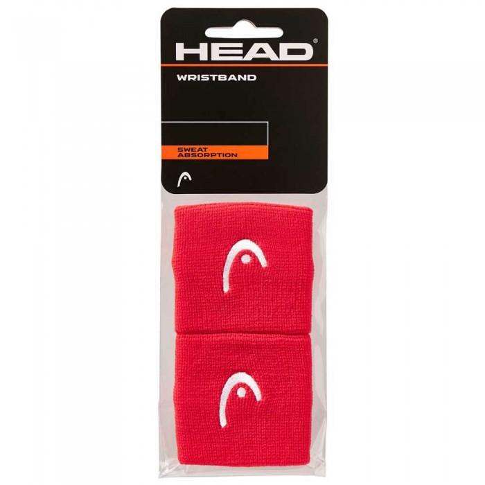 [해외]헤드 RACKET Wristband 2.5´´ 12137301700 Red