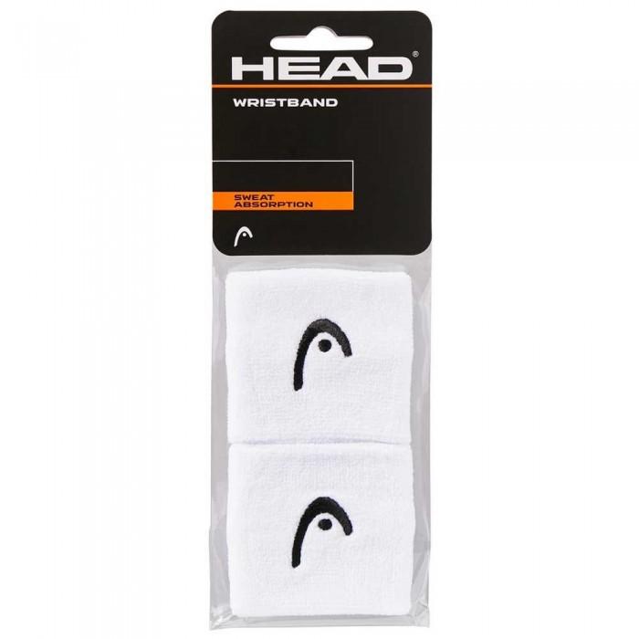 [해외]헤드 RACKET Wristband 2.5´´ 12137301701 White
