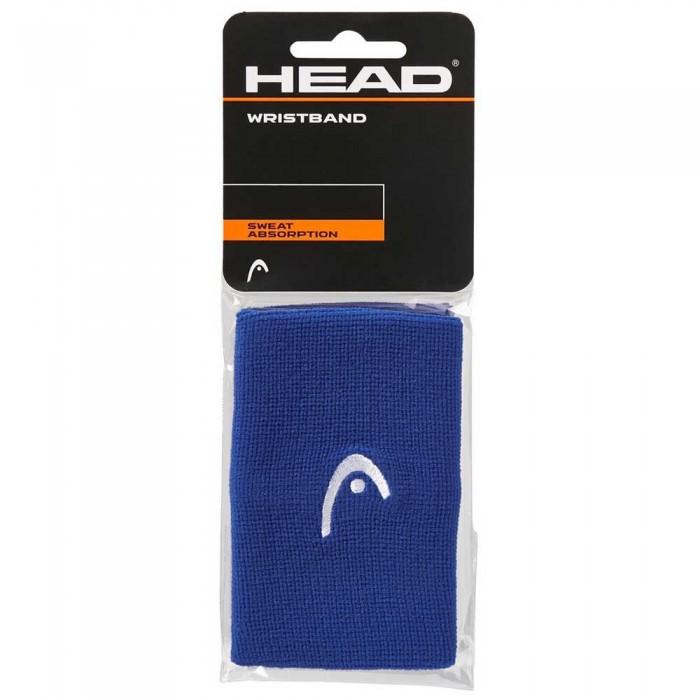 [해외]헤드 RACKET Wristband 5´´ 12137301704 Blue
