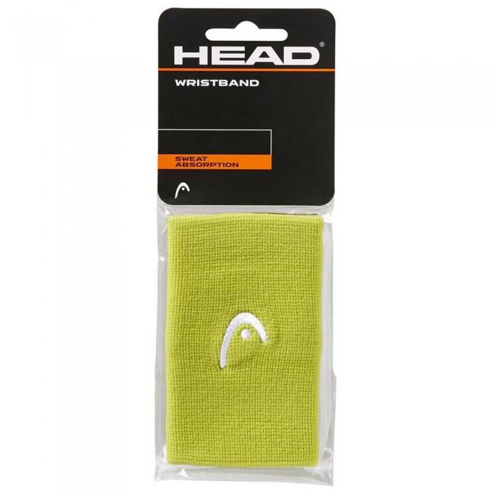 [해외]헤드 RACKET Wristband 5´´ 12137301705 Lime