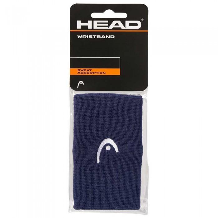 [해외]헤드 RACKET Wristband 5´´ 12137301706 Navy