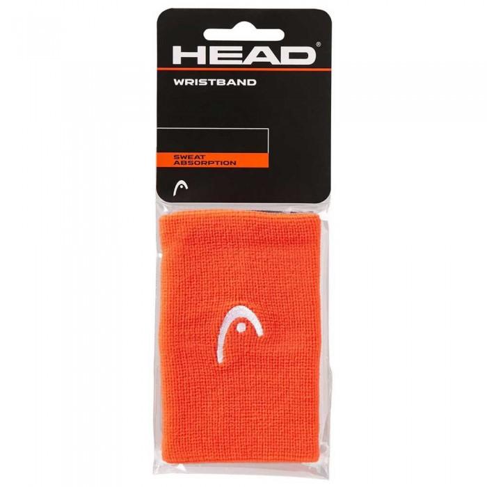 [해외]헤드 RACKET Wristband 5´´ 12137301707 Orange