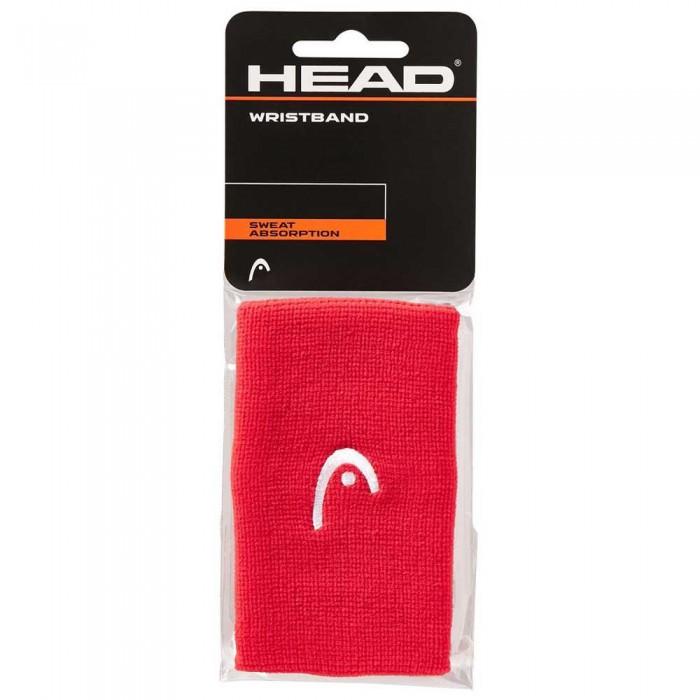 [해외]헤드 RACKET Wristband 5´´ 12137301708 Red