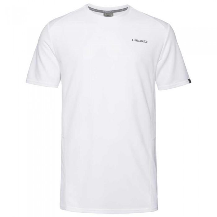 [해외]헤드 RACKET Club Tech Short Sleeve T-Shirt 12136882724 White