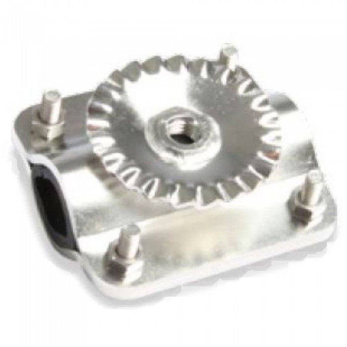 [해외]SEANOX Platine Inox For Fixation 20 x 28 mm 137632085 Silver