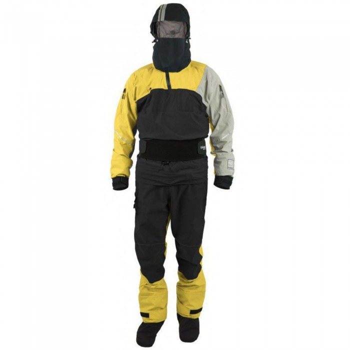 [해외]KOKATAT Radius Dry Suit With Switchzip Technology 137596929 Yellow