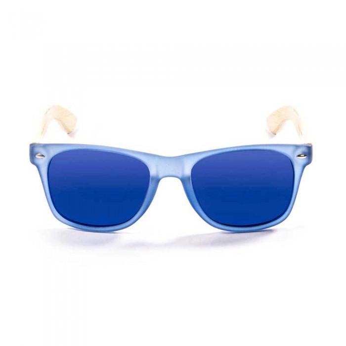 [해외]OCEAN SUNGLASSES Beach Wood 136178922 Blue Transparent / Blue