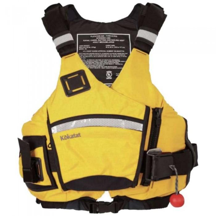 [해외]KOKATAT Ronin Pro Rescue Yellow