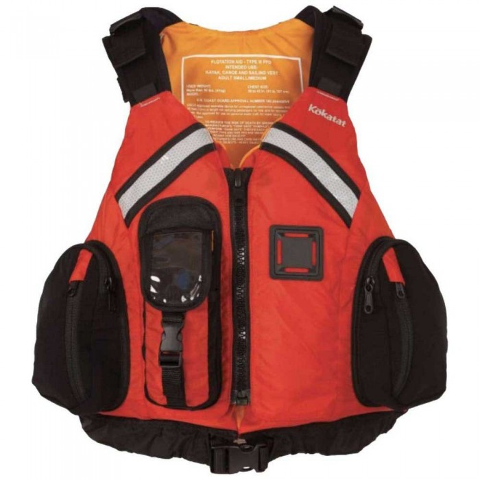 [해외]KOKATAT Bahia Tour PFD 137594007 Orange