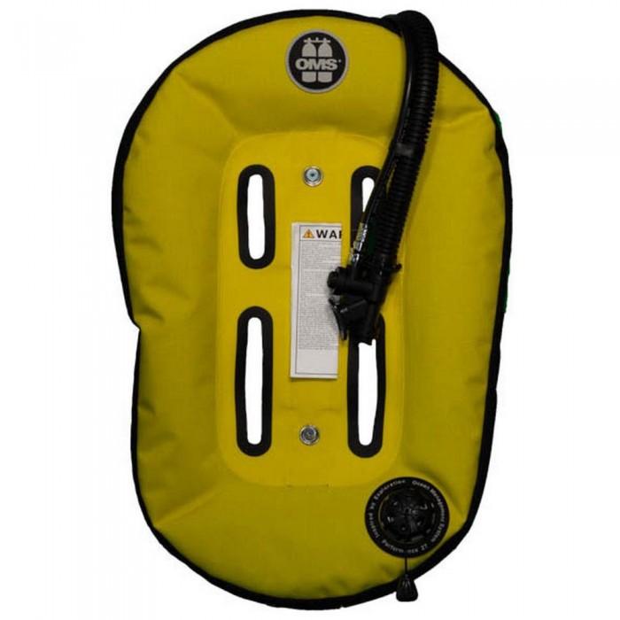 [해외]OMS Performance Mono Wing 27 Lbs 137602200 Speed Yellow / Black