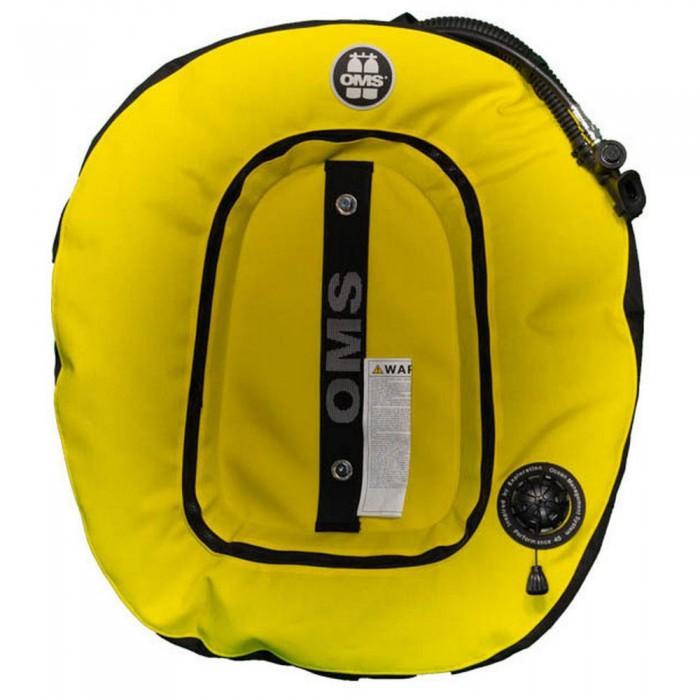 [해외]OMS Performance Double Wing 45 Lbs 137602237 Speed Yellow / Black