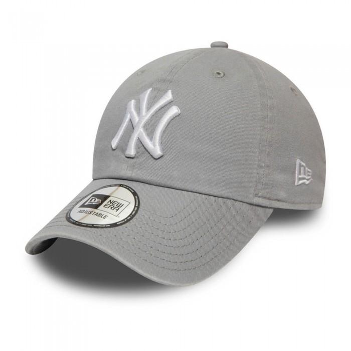 [해외]뉴에라 Washed Casual Classic 9Twenty New York Yankees Grey