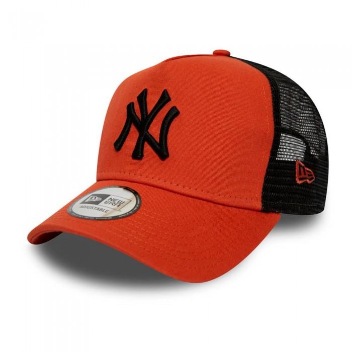 [해외]뉴에라 League Essential Trucker New york Yankees Rust / Copper