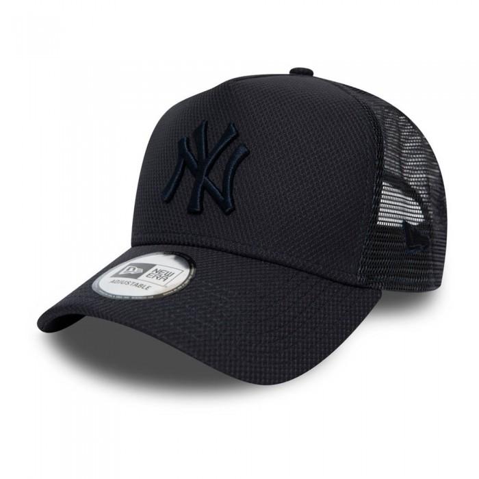 [해외]뉴에라 Diamond Era Essential Trucker New York Yankees Navy
