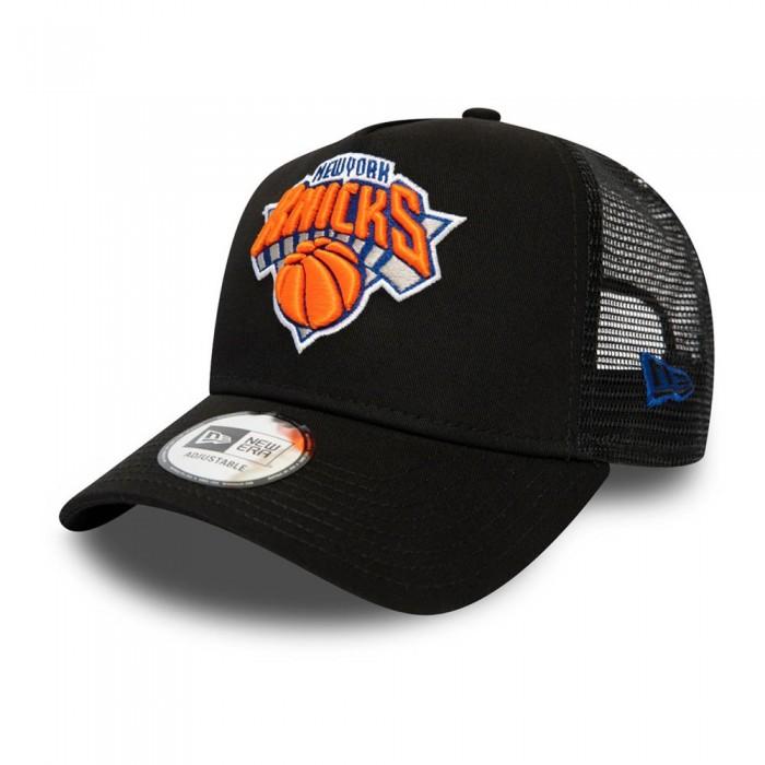 [해외]뉴에라 Dark Base Team Trucker New York Knicks Black
