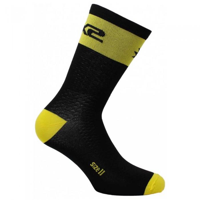 [해외]SIXS Short Logo 14137653814 Black / Yellow