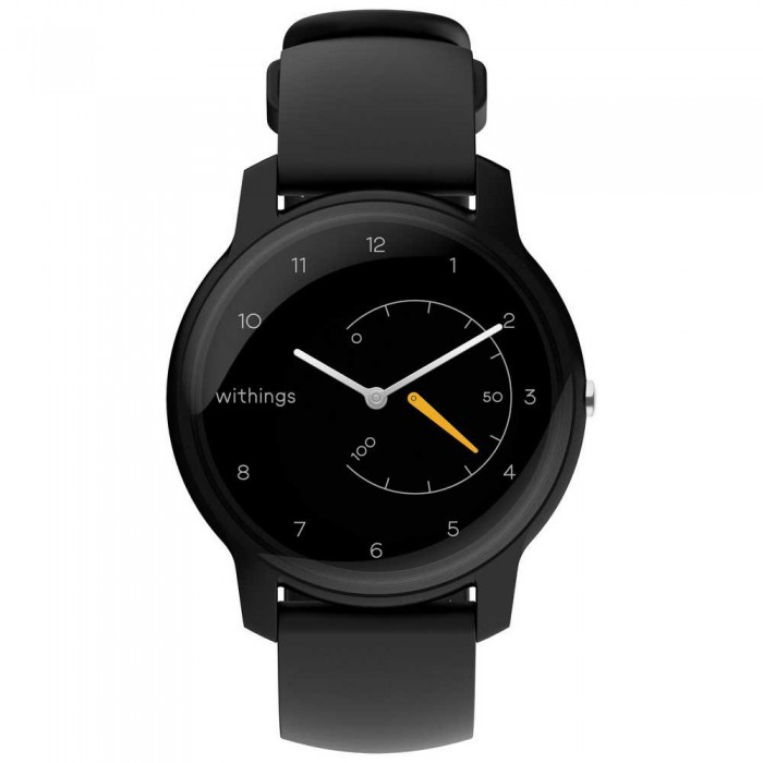 [해외]WITHINGS Move 6137594201 Black