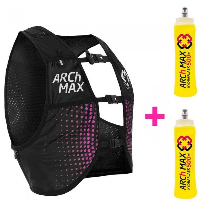 [해외]아치 맥스 Hydration 6L+2 SF 500 ml 6137630098 Pink