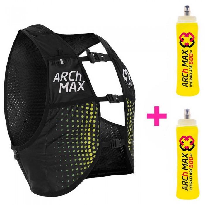 [해외]아치 맥스 Hydration 6L+2 SF 500 ml 6137630099 Yellow