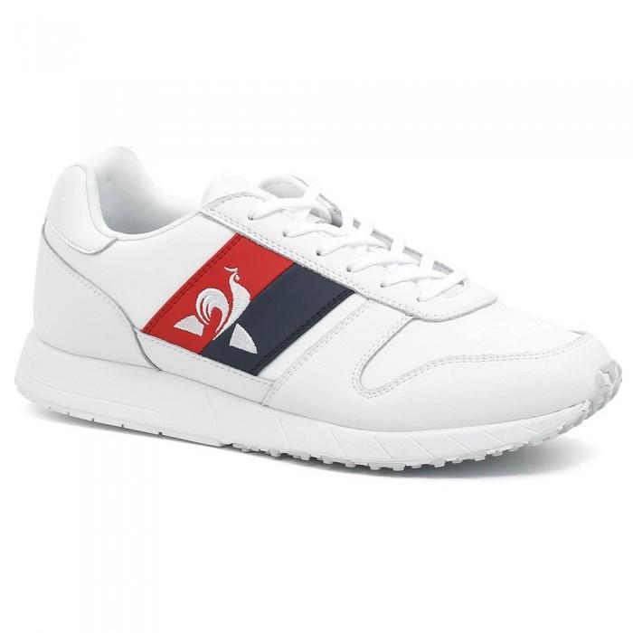 [해외]르꼬끄 Jazy Classic Flag Man6137624290 Optical White
