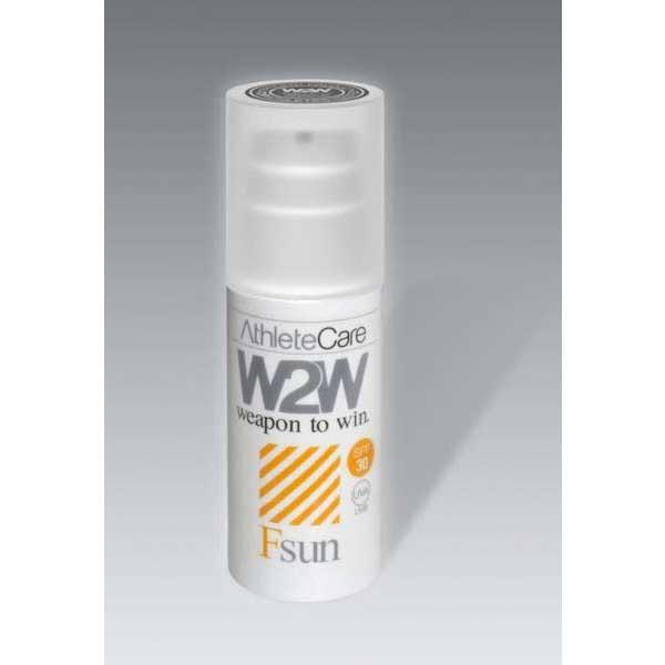[해외]W2W Sport Sunscreen Cream 90ml 6630225 Yellow
