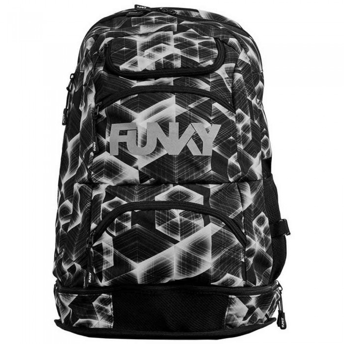 [해외]펑키 트렁크 Elite Squad Backpack 36L 6137592540 Black Hole 36L