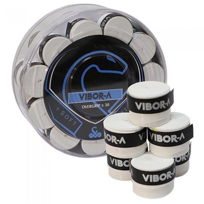 [해외]VIBORA Overgrip Mix 30 Units 12137641218 White