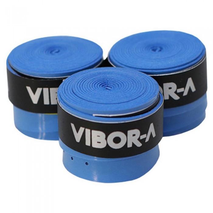 [해외]VIBORA Overgrip Microperforated 3 Units 12137641229 Blue