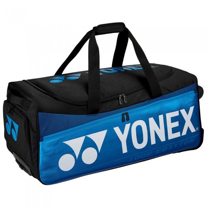 [해외]YONEX Pro Trolley 12137646416 Deep Blue