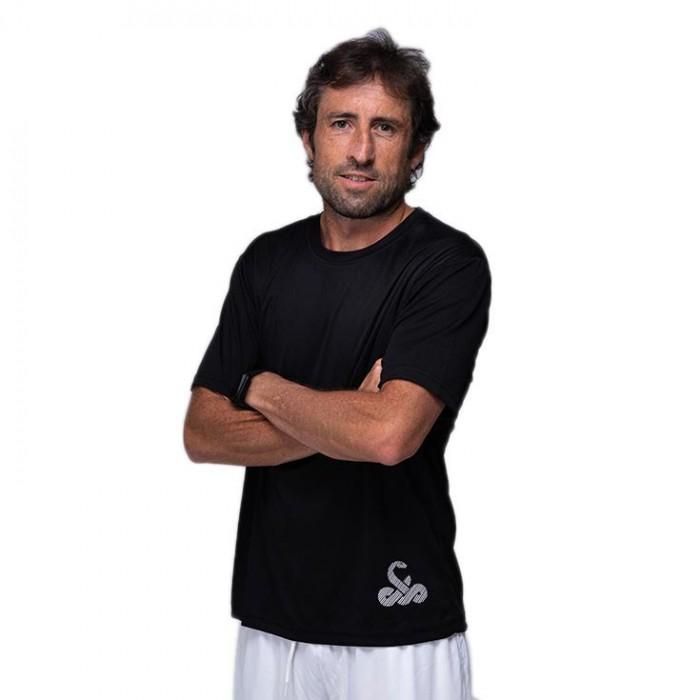 [해외]VIBORA Kait Short Sleeve T-Shirt 12137641177 Black