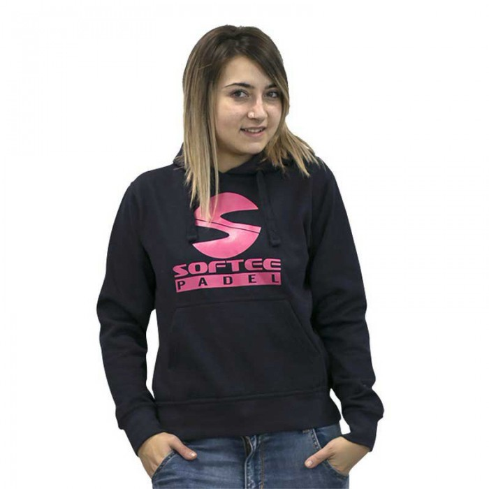 [해외]SOFTEE Sweatshirt 12137641294 Navy / Fuchsia