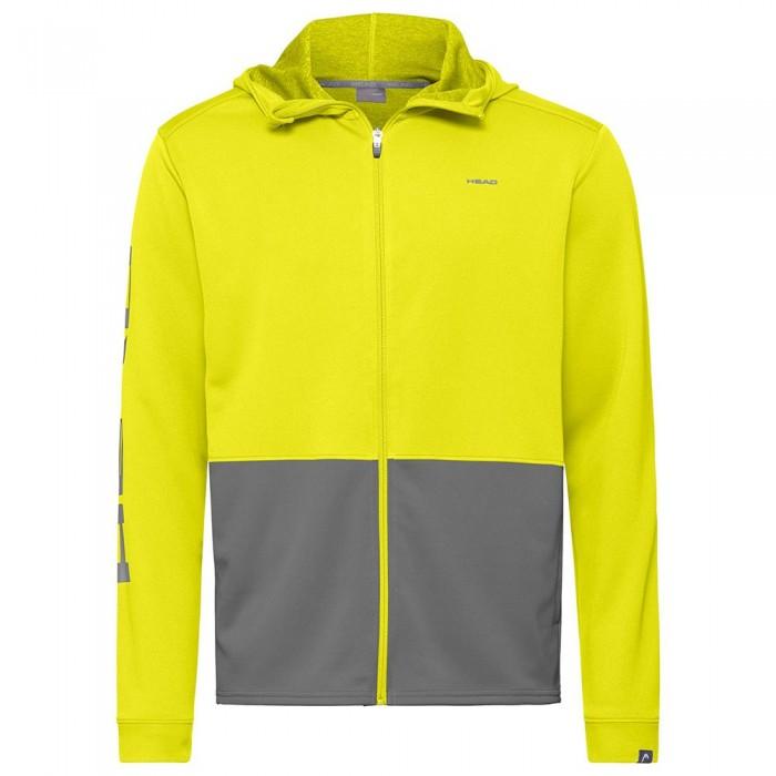 [해외]헤드 RACKET Challenge Yellow / Grey
