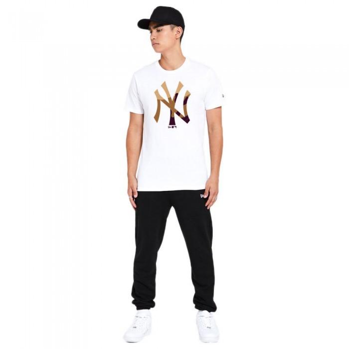 [해외]뉴에라 MLB Ext. Camo Infill New York Yankees White