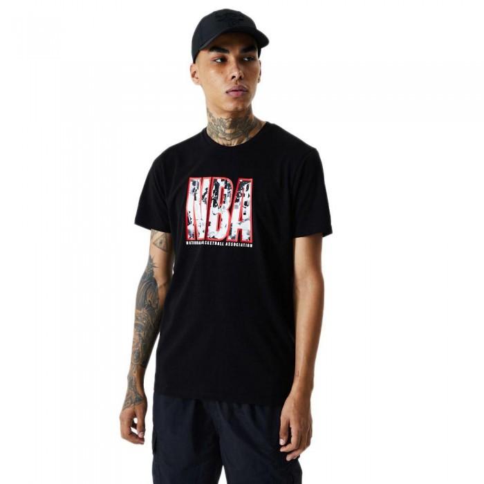 [해외]뉴에라 NBA Error Infill Logo Black