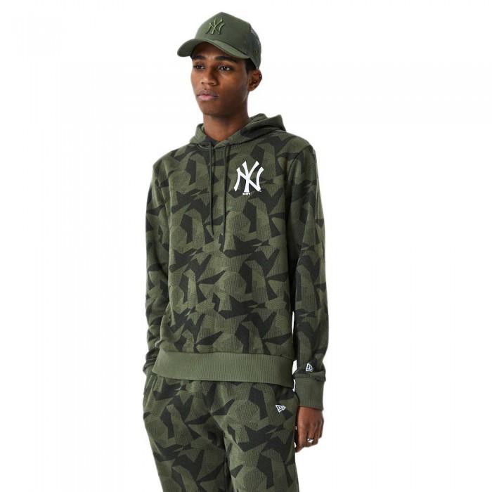 [해외]뉴에라 Geometric Camo New York Yankees Green Med