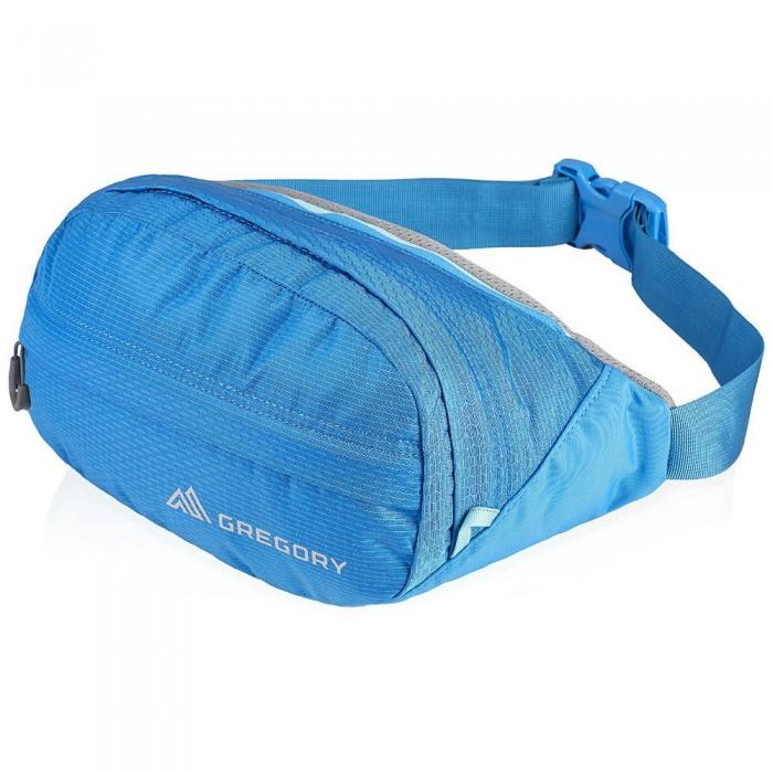 [해외]그레고리 Nano Waistpack Sm 6137693618 Mirage Blue