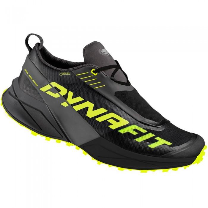 [해외]다이나핏 Ultra 100 Goretex Man6137647275 Carbon / Neon Yellow