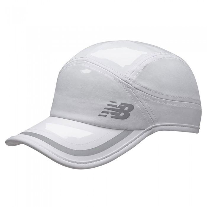 [해외]뉴발란스 Team Pre Season Running 137616301 White / Silver